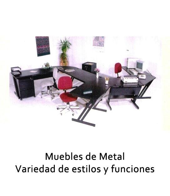 Muebles de Metal  Muebles Aurora